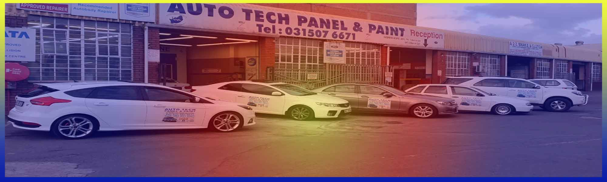 Auto Tech Panel & Paint CC